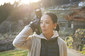 Naomi Kawase, President of the Cinéfondation and Short Films Jury