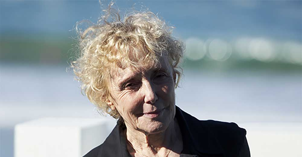 Claire Denis,President of the Short Films & Cinéfondation Jury